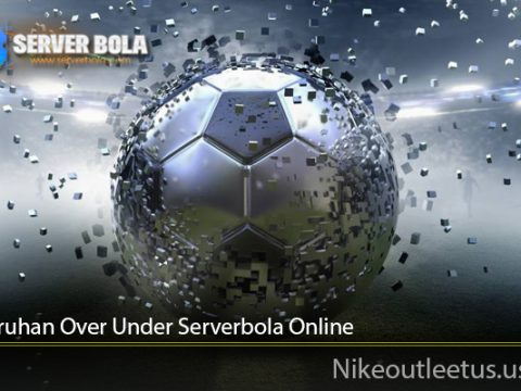 Cara Taruhan Over Under Serverbola Online